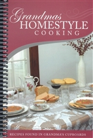 Grandma's Homestyle Cooking by Rachel Yoder